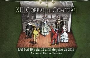 XII Edición Corral de comedias de Triana