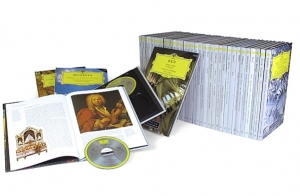 Gran Selección de música clásica Deutsche Grammophon