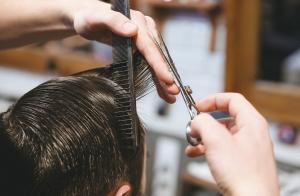 Corte de pelo para caballero o niño