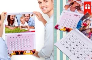 Calendario personalizado para el 2015