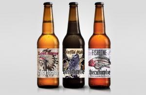 Pack de 6 cervezas artesanas Hecatombe