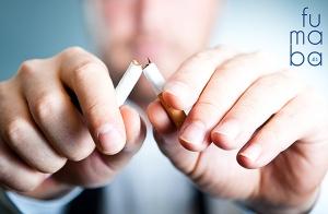 3 sesiones de láser para dejar de fumar