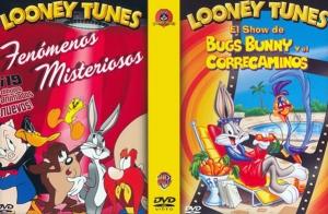 Colección de 15 dvd´s Looney Tunes