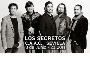 Los Secretos en concierto