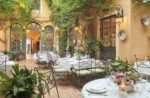 Menú de lujo en Restaurante Manolo León