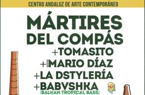 Concierto Mártires del compás + Tomasito