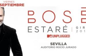 Entradas Miguel Bosé - Sevilla