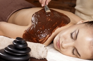 Peeling + envoltura + masaje