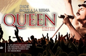 Tributo a Queen. God Save The Queen