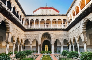 Rutas por Sevilla: Catedral y Alcázar