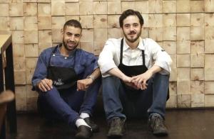 Taller de cocina con los chefs de Tragaldabas