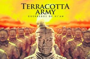 Entradas Exposición Terracotta Army