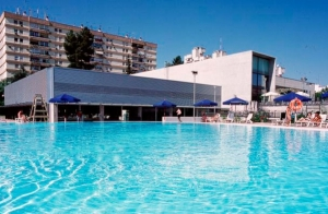 Piscinas + Spa + Day Pass en O2 Wellness